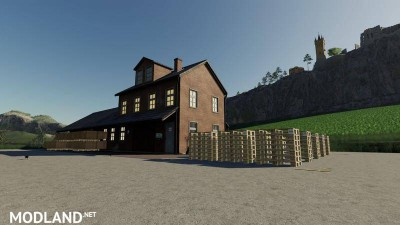Production pack (forest) v 1.2, 1 photo