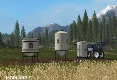 Refill Tanks v 1.2, 1 photo