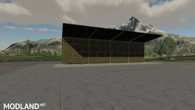 Rusty Metal Shed v 1.0