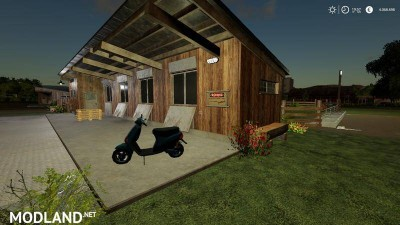 Schafstall 2000 - with Animal Pen Extension v 1.4