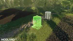 Placeable Refill Tanks v 1.0, 2 photo