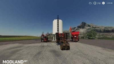 Seed / Lime / Liquid Fertilizer - Placeable filling station v 1.0