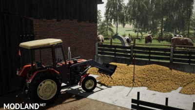Small Cowshed With Pasture v 1.0.1