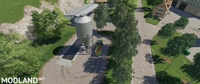 Small Farm Silo By Gamling v 1.0, 1 photo
