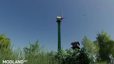 Small Wind Turbine v 1.0, 1 photo
