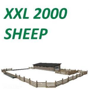 Husbandry Sheep Large, 6 photo