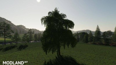 Trees Pack Pleacable v 2.0
