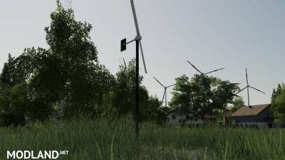 Two-wing mini wind turbine v 1.0, 2 photo