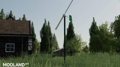 Two-wing mini wind turbine v 1.0, 3 photo