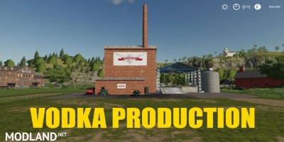 VODKA PRODUCTION v 1.0