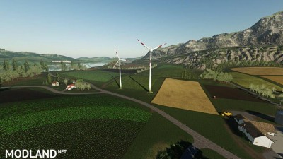 Wind Turbine Large And Small v 1.1