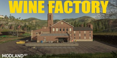 Wine Production v 1.0.5, 1 photo