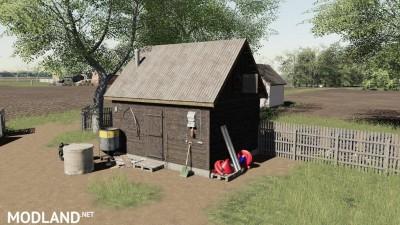 Wooden Building v 1.0