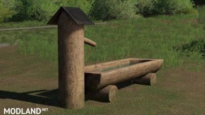 Wooden Fountain v 1.0, 2 photo