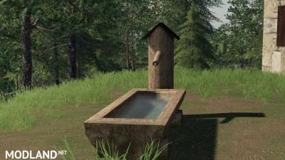 Wooden Fountain v 1.0, 1 photo
