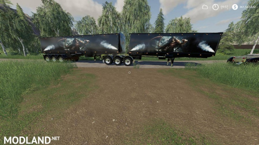 FS 19 Grimm Truck & Trailers
