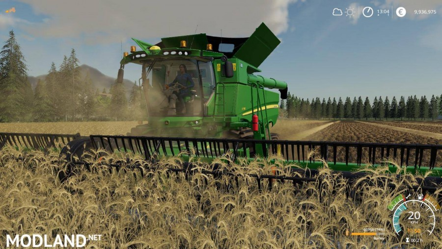 FS 19 Mod update 07/12/2019 by Stevie