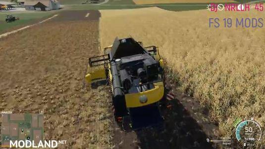 Mod Package (combines, tractors, trailers)