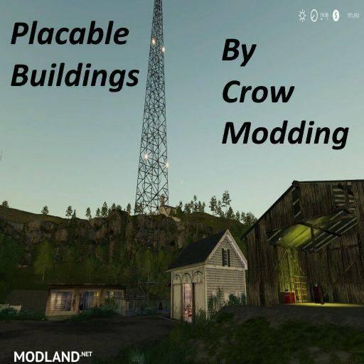 Placable Buildings