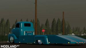 48 Chevy ramp truck and 71 Chevy C10, 3 photo