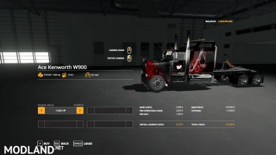ACE KENWORTH TRUCK & TIPPERS Update v 2.0, 4 photo