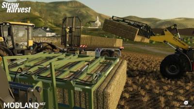 Addon Straw Harvest v 1.0, 3 photo