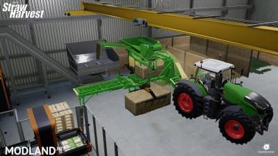 Addon Straw Harvest v 1.0, 4 photo