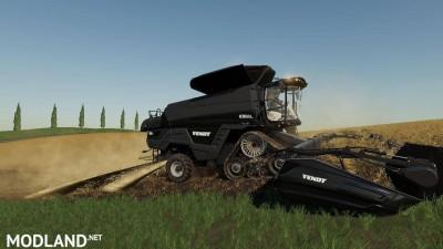 Agco Ideal Harvester/Header Pack v 1.0