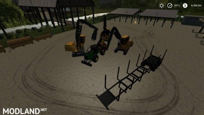 All Current FDR Logging Machines Updated v 1.1.1, 4 photo