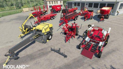 Anderson Group Equipment Pack v 1.0