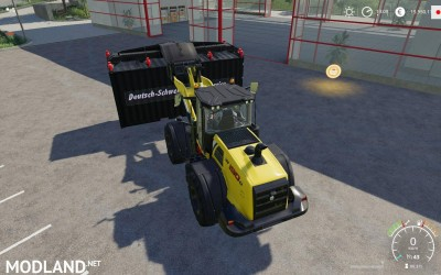 ATC Container Handling Pack v 1.3, 3 photo