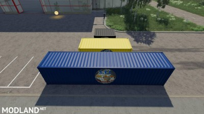ATC Container Pack v 3.1, 1 photo