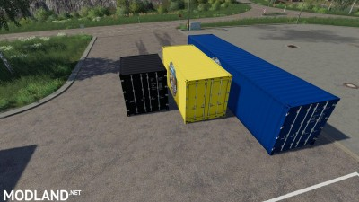 ATC Container Pack v 3.2, 1 photo