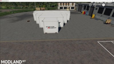 ATC Container Pack v 2.1
