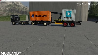 ATC Container Transportation Pack v 2.0.1, 1 photo