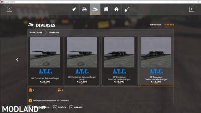ATC Container Transportation Pack v 1.3, 3 photo
