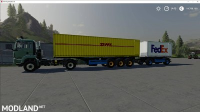 ATC Container Transportation Pack v 1.3