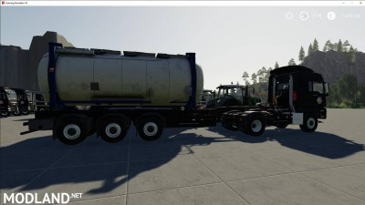 ATC Container Transportation Pack v 1.4, 1 photo