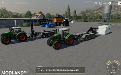 ATC ContainerHandling Pack v 1.2.1, 2 photo