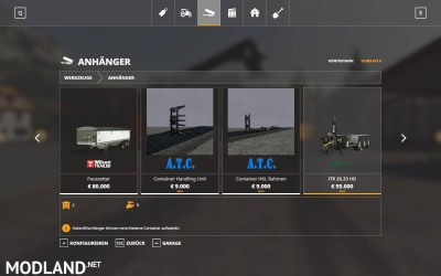 ATC ContainerHandling Pack v 1.2.1, 3 photo