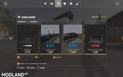 ATC ContainerHandling Pack v 1.2.1, 4 photo