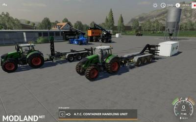 ATC ContainerHandling Pack v 1.2