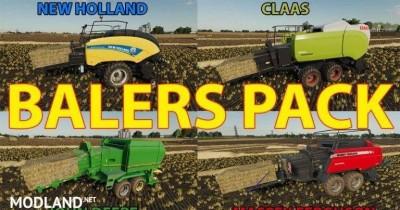 Balers Packs v 1.0