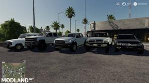 Pickup Trucks Pack By Josha, 1 photo