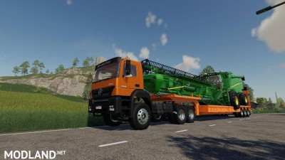 Brazillian Truck Pack By Farm Centro-Sul v 3.0, 10 photo