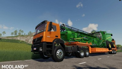 Brazillian Truck Pack By Farm Centro-Sul v 3.0, 11 photo