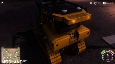 Cat D8T dozer strobes v 1.0, 5 photo