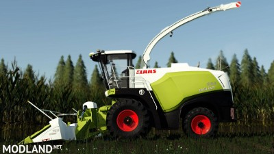 Claas Jaguar 800 Pack v 1.0.3, 11 photo