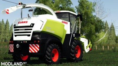 Claas Jaguar 800 Pack v 1.0.3, 3 photo