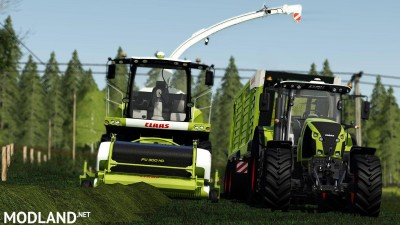 Claas Jaguar 800 Pack v 1.0.3, 4 photo